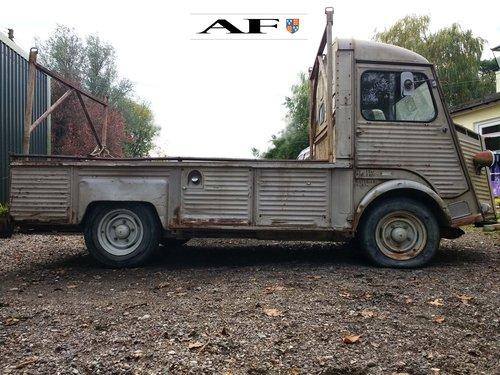 1971 Citroen HY Van. Pickup. Petrol For Sale (picture 2 of 6)