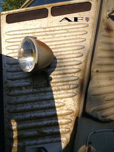 1971 Citroen HY Van. Pickup. Petrol For Sale (picture 3 of 6)