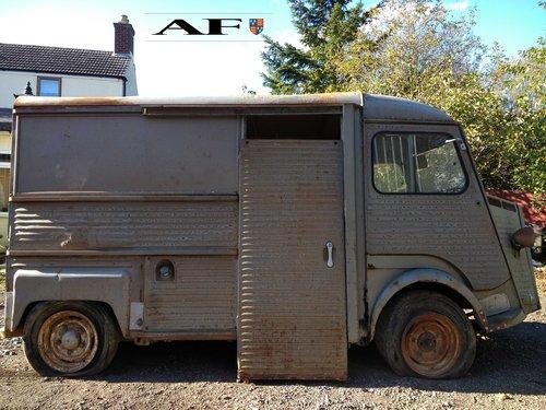 1970's Citroen HY Van For Sale (picture 1 of 6)