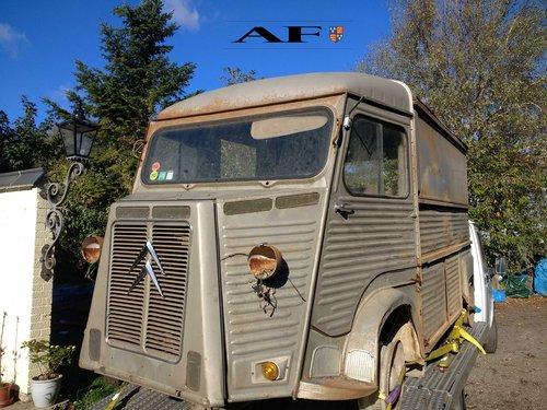 1970's Citroen HY Van For Sale (picture 2 of 6)