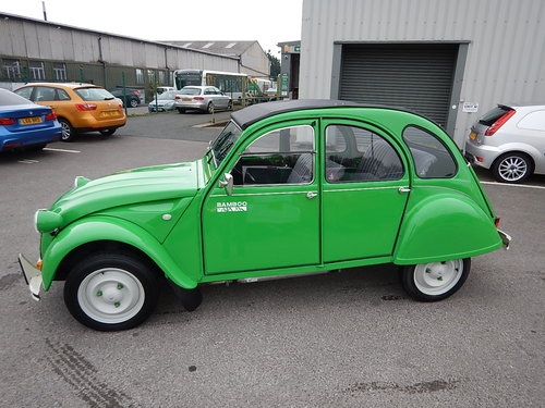 1987 CITROEN 2CV BAMBOO ~  SOLD (picture 1 of 6)