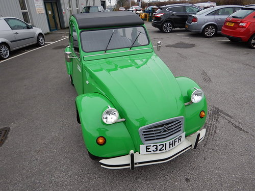1987 CITROEN 2CV BAMBOO ~  SOLD (picture 2 of 6)