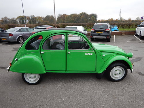 1987 CITROEN 2CV BAMBOO ~  SOLD (picture 3 of 6)