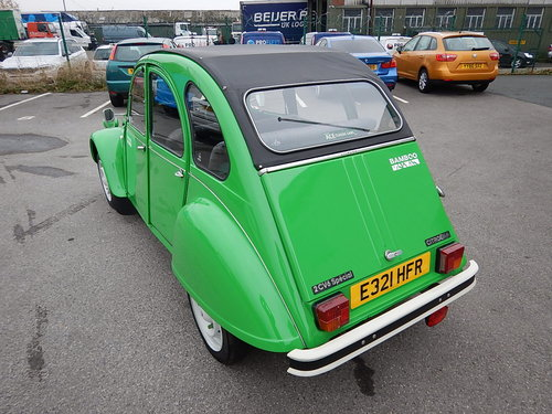 1987 CITROEN 2CV BAMBOO ~  SOLD (picture 4 of 6)