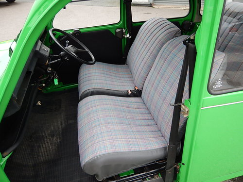 1987 CITROEN 2CV BAMBOO ~  SOLD (picture 5 of 6)