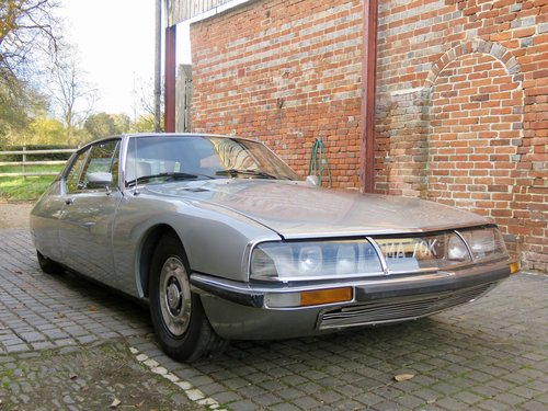 1971 CITROEN SM £35,000 For Sale (picture 1 of 6)