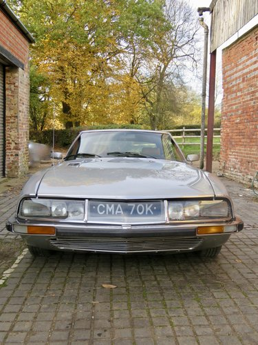 1971 CITROEN SM £35,000 For Sale (picture 3 of 6)