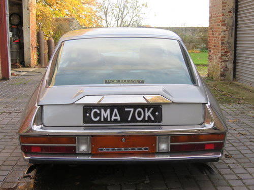 1971 CITROEN SM £35,000 For Sale (picture 4 of 6)