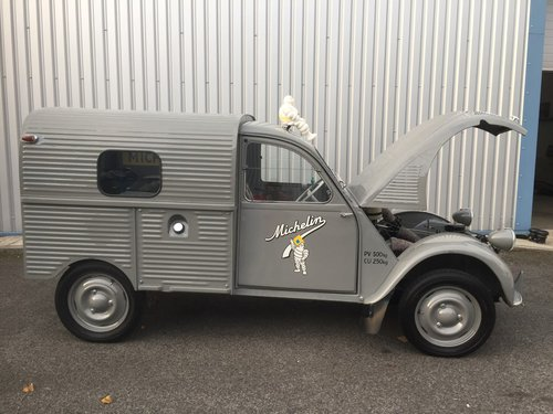 1962 Citroen 2CV VAN. SOLD (picture 1 of 6)