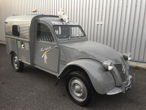 1962 Citroen 2CV VAN. SOLD (picture 2 of 6)