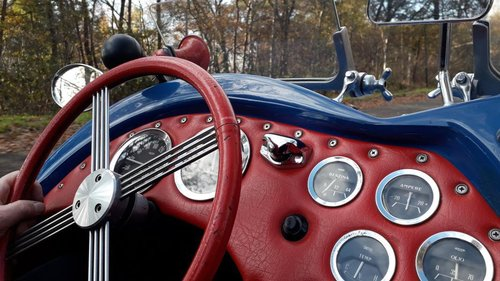 Beautifull Lomax 223 stunning 1967 one off a kind 13500 euro SOLD (picture 4 of 6)