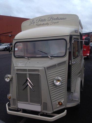 1977 Citroen H van food truck catering van For Sale (picture 1 of 4)