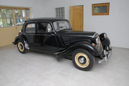 1955 Citroen   Avant BL 11 Koffer SOLD (picture 1 of 6)