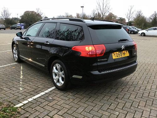 2009 CITROEN C5 VTR+ HDI TOURER ESTATE..FULL HISTORY. SOLD (picture 4 of 6)