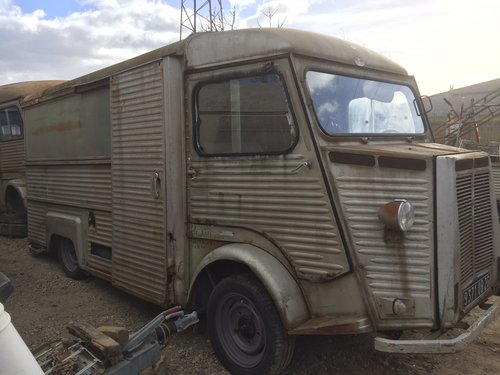 1984 Citroen HY long wheelbase, ideal food truck For Sale (picture 2 of 6)