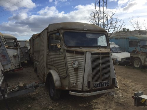 1984 Citroen HY long wheelbase, ideal food truck For Sale (picture 3 of 6)