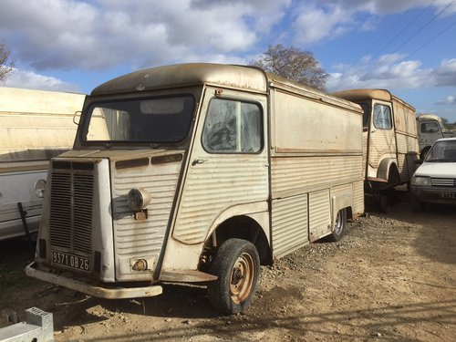 1984 Citroen HY long wheelbase, ideal food truck For Sale (picture 4 of 6)