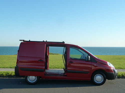2009 DISPATCH 1.6HDi 90ps L1 H1 1000 SWB VERY CLEAN NO VAT !  SOLD (picture 3 of 6)