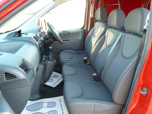 2009 DISPATCH 1.6HDi 90ps L1 H1 1000 SWB VERY CLEAN NO VAT !  SOLD (picture 5 of 6)