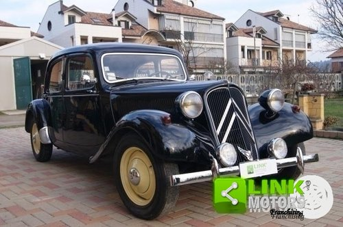 CITROEN TRACTION AVANT DEL 1953 For Sale (picture 1 of 6)