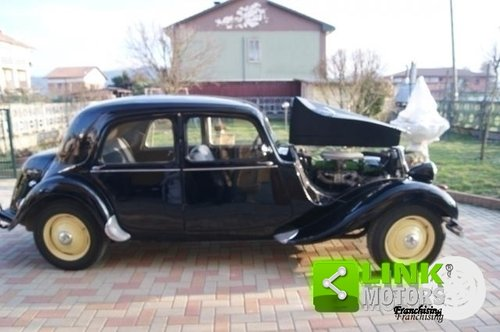 CITROEN TRACTION AVANT DEL 1953 For Sale (picture 4 of 6)