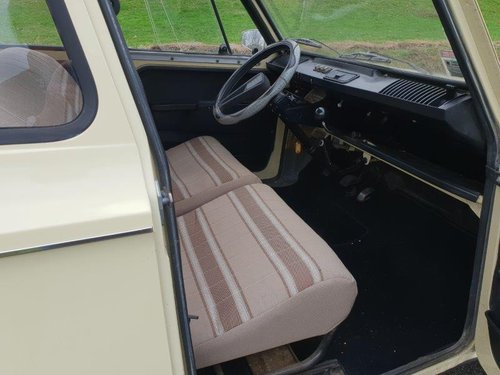 1980 Citroen Dyane 6 SOLD (picture 3 of 6)