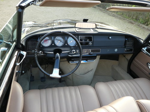 1973 Citroen DS Convertible Chapron SOLD (picture 4 of 6)