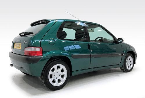 2000 Citroen Saxo VTR DEPOSIT TAKEN! SOLD (picture 2 of 6)