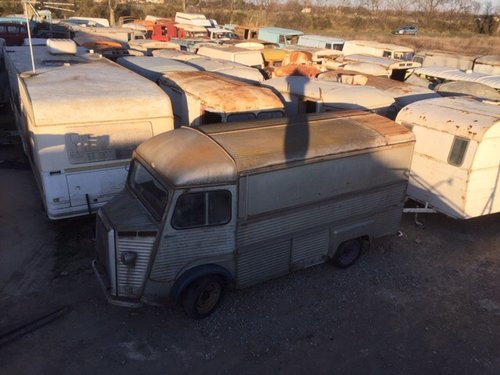 1984 Citroen HY long wheelbase, ideal food truck For Sale (picture 5 of 6)