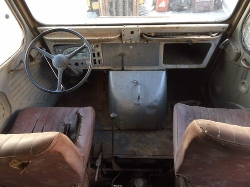1984 Citroen HY long wheelbase, ideal food truck For Sale (picture 6 of 6)