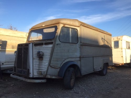 1984 Citroen HY long wheelbase, ideal food truck For Sale (picture 1 of 6)