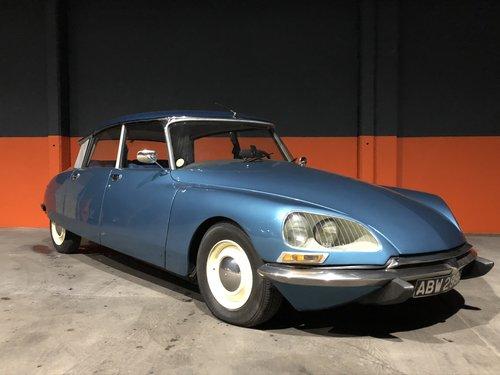 1973 citroen d20 super For Sale (picture 1 of 6)
