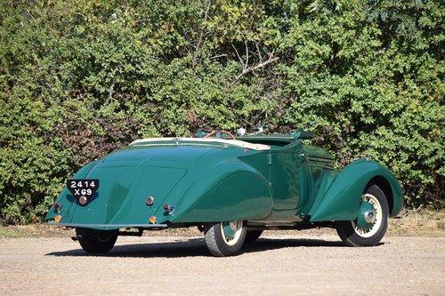 1939 Citroën Traction 11BL Cabriolet par Clabot For Sale by Auction (picture 2 of 5)