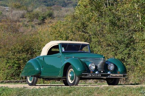 1939 Citroën Traction 11BL Cabriolet par Clabot For Sale by Auction (picture 3 of 5)