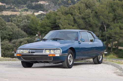 1971 Citroën SM carburateurs No reserve For Sale by Auction (picture 1 of 3)