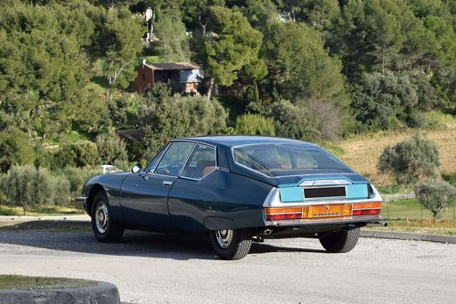 1971 Citroën SM carburateurs No reserve For Sale by Auction (picture 2 of 3)