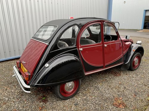 1986 CITROEN 2CV Charleston Special SOLD (picture 2 of 6)