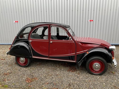 1986 CITROEN 2CV Charleston Special SOLD (picture 4 of 6)