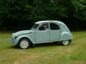 1958 2CV For Sale