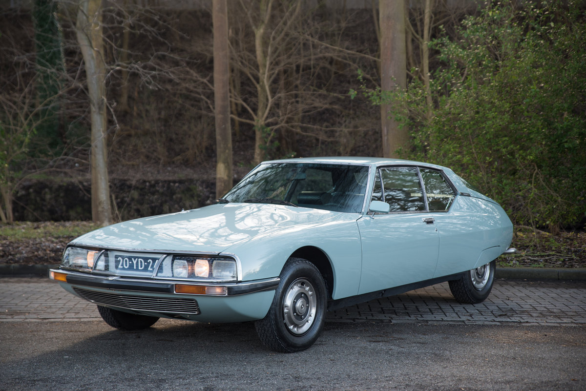 1973 CITROEN SM SPORT MASERATI For Sale (picture 1 of 6)
