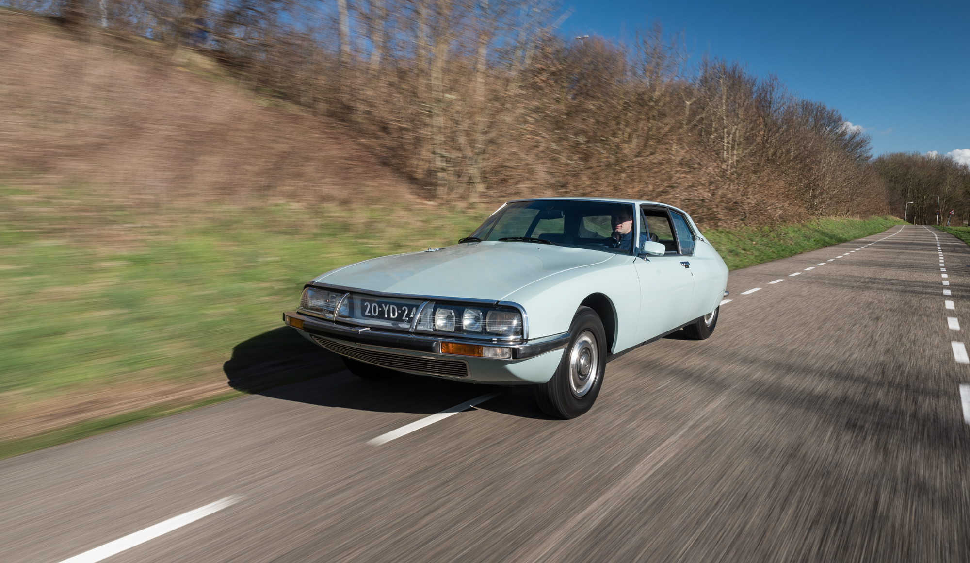 1973 CITROEN SM SPORT MASERATI For Sale (picture 2 of 6)