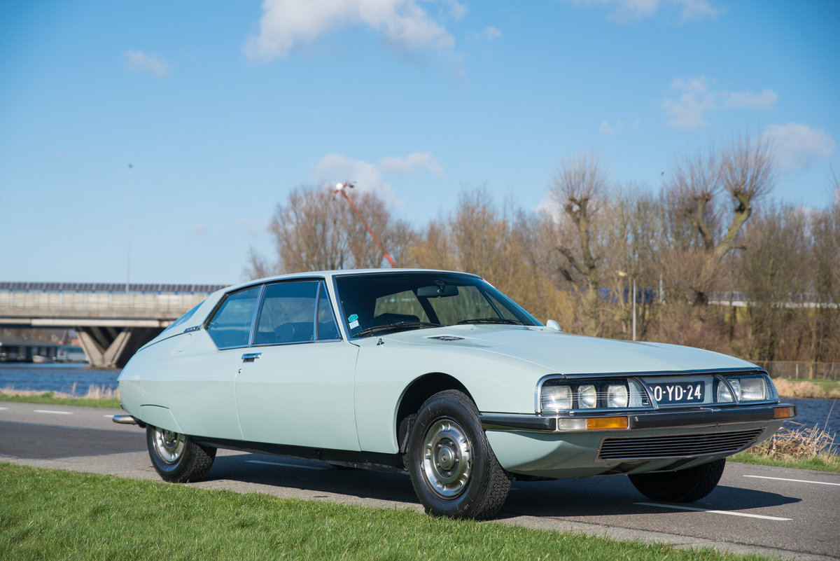 1973 CITROEN SM SPORT MASERATI For Sale (picture 3 of 6)