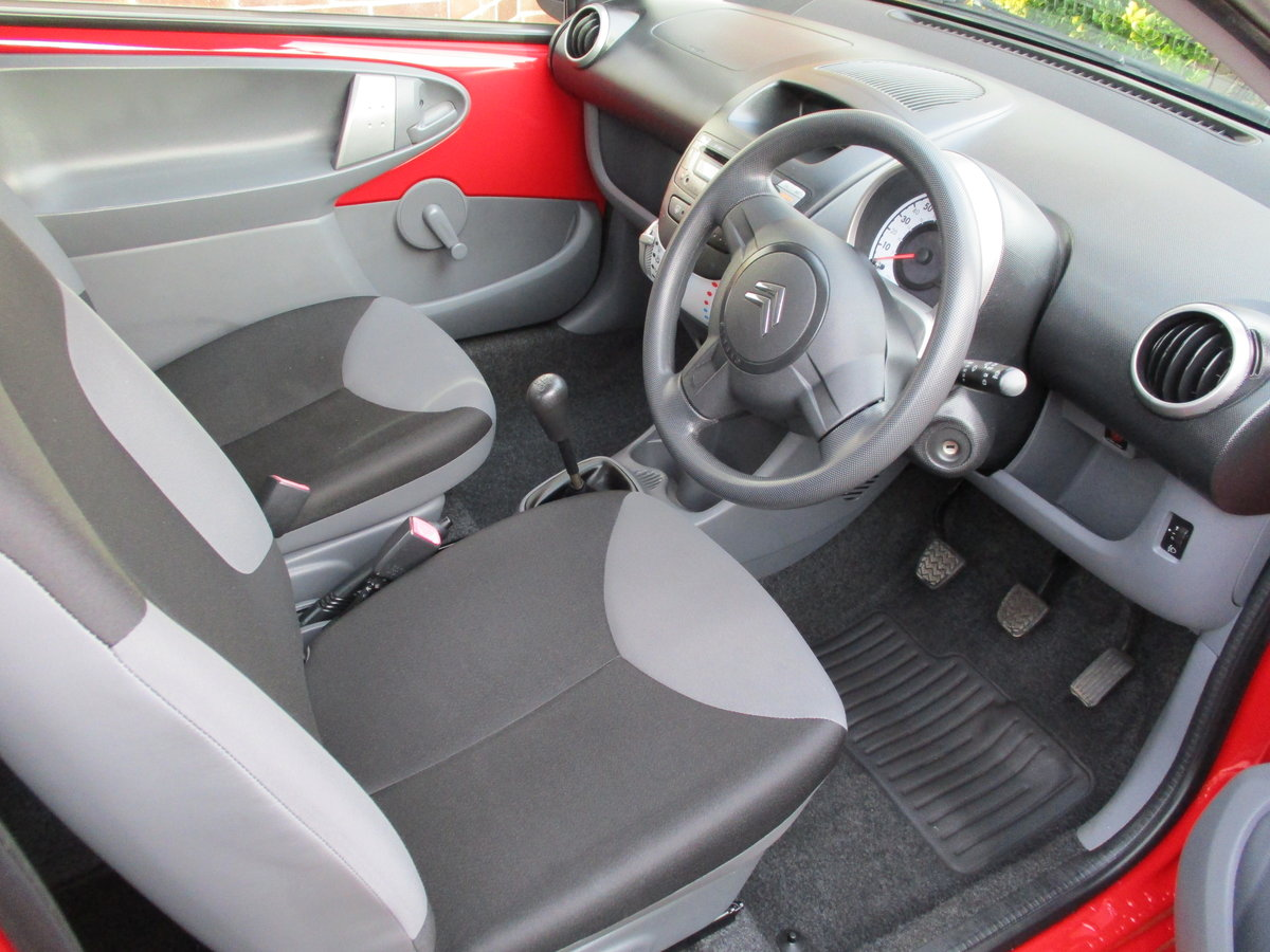 2009 Exceptional low mileage Citroen C1 For Sale (picture 5 of 6)