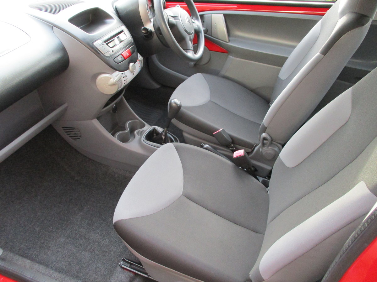 2009 Exceptional low mileage Citroen C1 For Sale (picture 6 of 6)