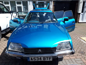 1989 Citroen CX 2.5 petrol TRI Estate 5 seater Auto For Sale
