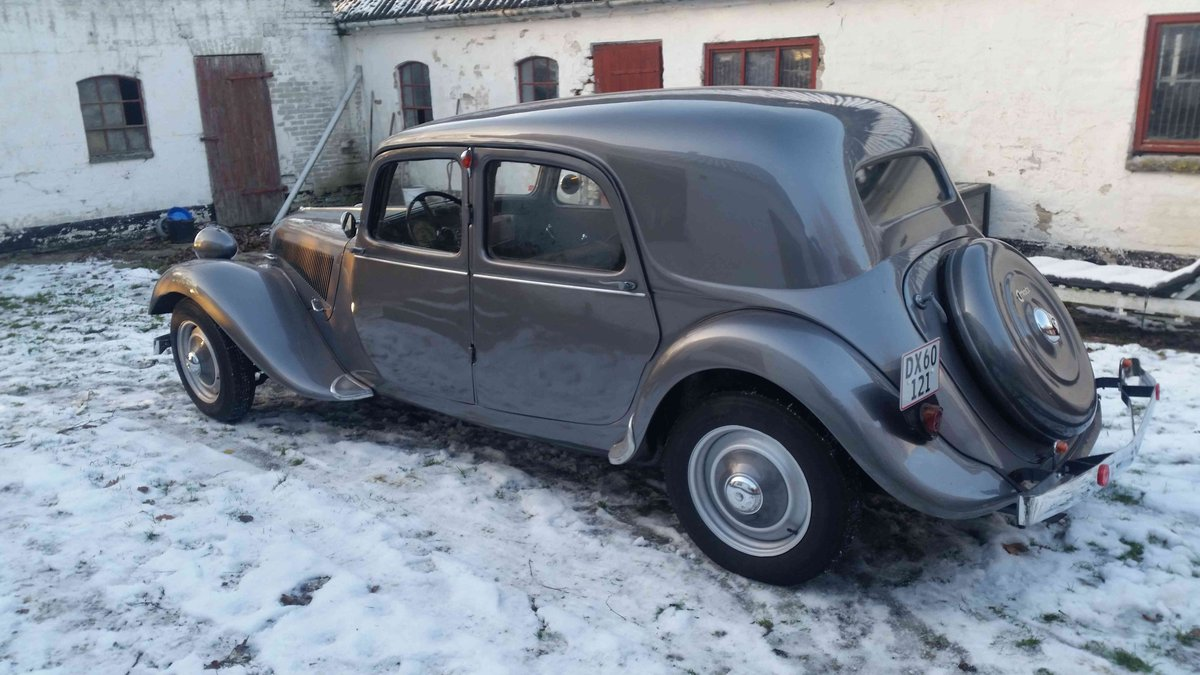 1951 Citroen traction avant Berline B11 1950 For Sale (picture 1 of 6)
