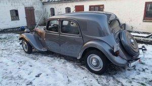 1951 Citroen traction avant Berline B11 1950