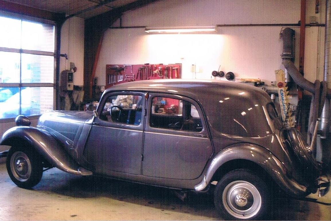 1951 Citroen traction avant Berline B11 1950 For Sale (picture 2 of 6)