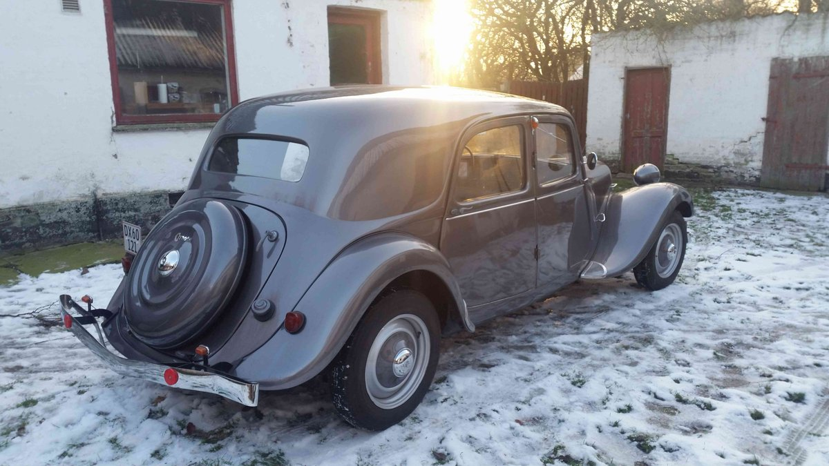 1951 Citroen traction avant Berline B11 1950 For Sale (picture 3 of 6)