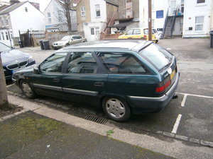 1998 Citreon Xantia Estate For Sale